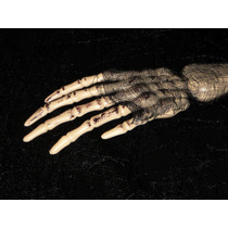 Estaca Halloween Decoración Esqueleto Calavera Muerto Calaca