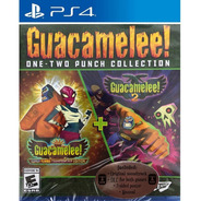 Guacamelee One Two Punch Collection Ps4 Fisico Envio Gratis Jazz Pc
