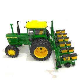 Ertl John Deere Sembradora Para Tractor Escala Metal 1:16