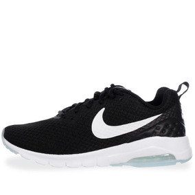 Tenis Nike Air Max Motion - 833662011- Negro - Mujer