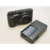 Casio Fh100 10mp High Speed Foto 40fps Video 1000fps Zerada