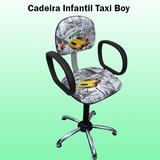 Cadeira Para Criança Salão De Cabeleireiro