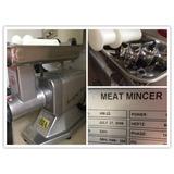 Molino Para Carne Y Otros Productos Marca Mark Hm-22