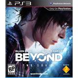 Beyond Two Souls Digital Ps3 Entrega Rápida