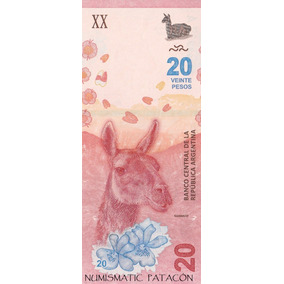 Nuevo Billete 20 Pesos Baja Numeración Correlativos S/c