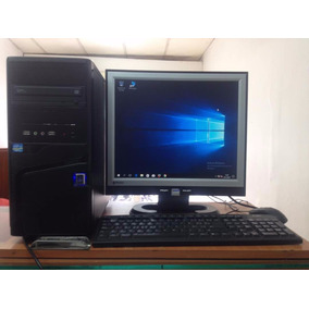 Pc Intel I3 3ra Generacion 6gb Ram 500gb Dd Monitor 17 T Y M