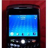 Teléfono Blackberry 8320 Vinotinto (liberado)