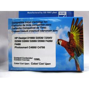 Cartucho Hp 122xl Hp 60xl Hp 21xl C/u Negro / Color