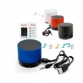 Cornetas Bluetooth Alcance 30mts Suenan Duro