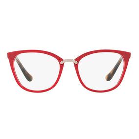Óculos De Grau Vogue Vo5121l 2294 51 Vermelho Brilhante d2b458420e