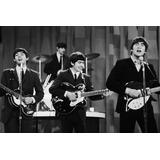 Foto Poster Grande Beatles Decoração Vintage Classic Rock