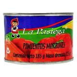 Abarrotes Conserva Pimiento Morron La Pasiega 185 Gr.*