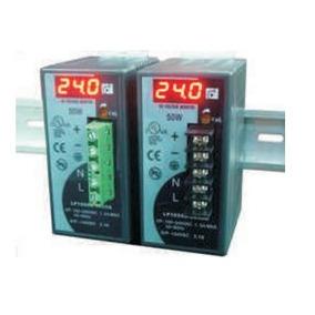 Fuente Switching 24vcc 2.1a 50w Riel Din Display Certificada