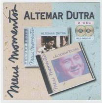 Cd Altemar Dutra - Meus Momentos - Duplo = Brigas - O Fim