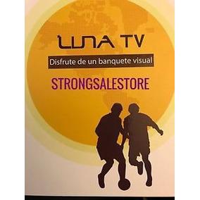 Luna Tv Box Android 4k Iptv Deco