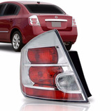 Lanterna Nissan Sentra Esquerdo Ano 2007 2008 2009 2010