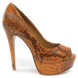 Sapato Zariff Shoes Peep Toe | Zariff