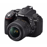 Cámara Nikon D5300 18-55mm Vr Ii | Garatía 1 Año