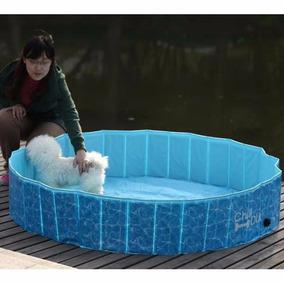 Piscina Extra Grande Para Cachorros Cães 160x160x30cm