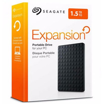 Hd Externo 1,5tb Seagate Xbox 360 Xbox One Ps4 Pc Notebook