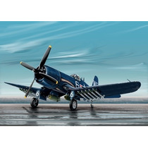 Corsair F - 4u/4b - Scale 1 : 72 Ita 0062 Italeri - Sob Co