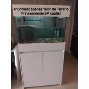 Aqua Terrario Para Tartarugas Tigre Direto Da Fábrica Novos