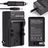 Nuevo Cargador C/smart Led Para Bateria Nb-1l Camara Canon
