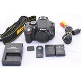 Nikon Corpo D5100 Apenas 9.6cliks