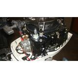 Kit Partida Elétrica Motor De Popa Johnson 25hp Todos Anos