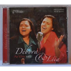 Cd - Débora & Léia: Ao Vivo Vol.1