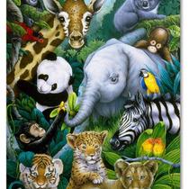 Arte Impreso Jenny Newland A Rare Occasion Canvas Art, 47x