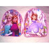 Bolsos De Frozen Y Princesa Sofia