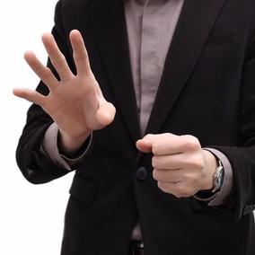 Mega Promoção Mágica Desaparecimento Lenço Dedo Falso Mágico