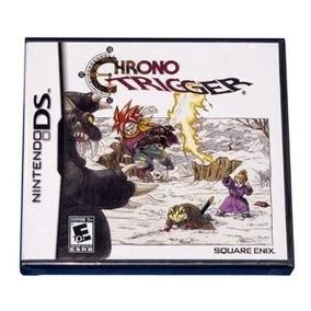 Chrono Trigger - Nintendo Ds - Lacrado!