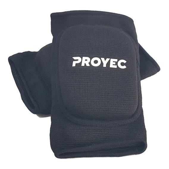 Rodillera Ovalada Knee Kick Proyec Box Crossfit Volley Par