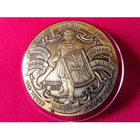 Moneda La Armadura De Dios De Regalo Capsula