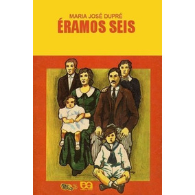 Livro Éramos Seis - Serie Vaga Lume Maria José Dupré