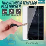 Vidrio Templado Nokia 6