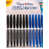 Blister Bolígrafo Kilometrico Plus X24
