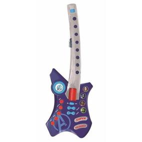Guitarra Eléctrica Avengers 1658