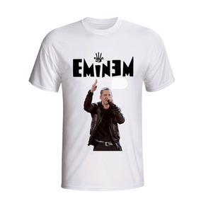 Camisa Camiseta Eminem Rap Rapper Rock Hip Hop