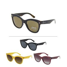 Polaroid Amarela De Sol - Óculos no Mercado Livre Brasil 20822de589