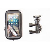 Porta Celular Impermeable Para Moto Bicicleta Contra Agua
