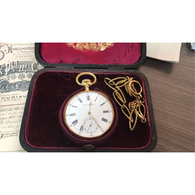 e67936274b6 Relogio Patek Philippe.. Cala Trava De Luxo - Relógios De Bolso no ...
