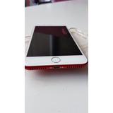 Vendo Iphone 7 Plus Red 256gb 1 Semana De Uso