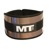 Cinturão Bronze Crossfit Musculação Strap Faixa Luva Espelha