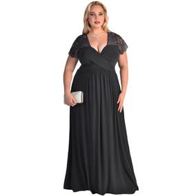 Vestido De Noche Largo Elegante Fiesta