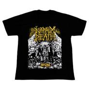 Napalm Death - Scum - Remera