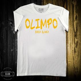 Remera Olimpo Bahía Blanca Fútbol
