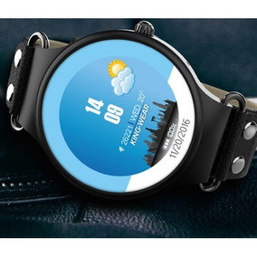 Kw98 Reloj Smart Watch Android 5.1 Gps Meses Sin Int